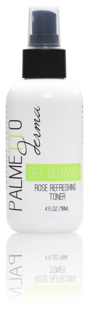 Beauty Product of the Week:  Palmetto Derma's Get Glowing! Rose Refreshing Toner