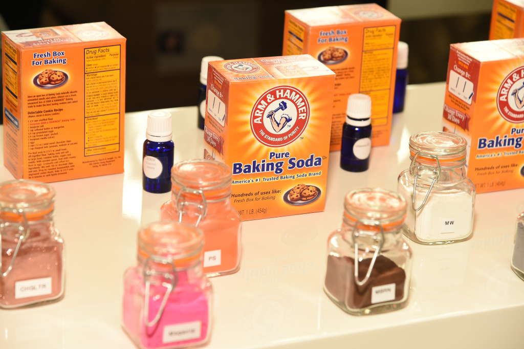 Lo Bosworth partners with ARM & HAMMER Baking Soda to highlight #BakingSodaDoesThat uses and trends for beauty on March 9, 2016 in New York City. *** Local Caption *** Lo Bosworth