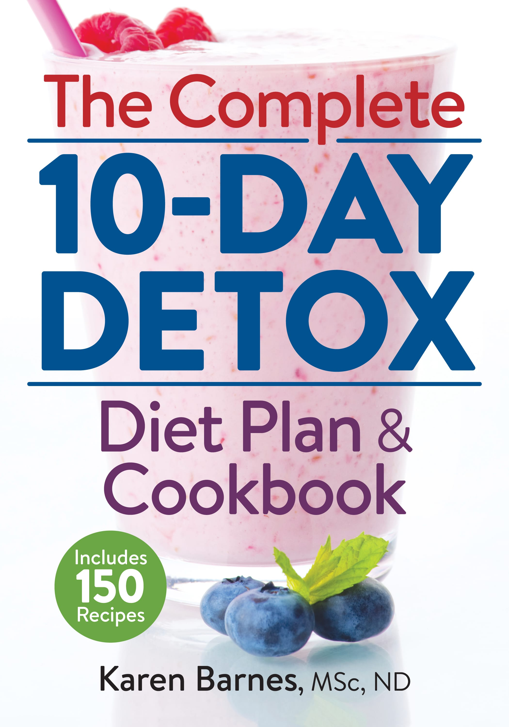Book Review: The Complete 10-Day Detox
